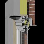 Doorsnede multiwindow